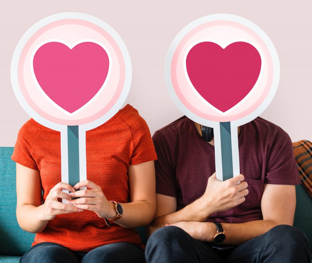 Online dating, der betaler