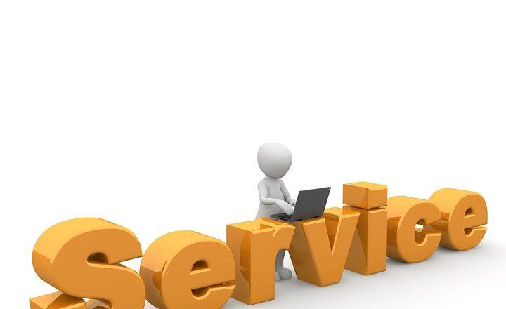 Få god service